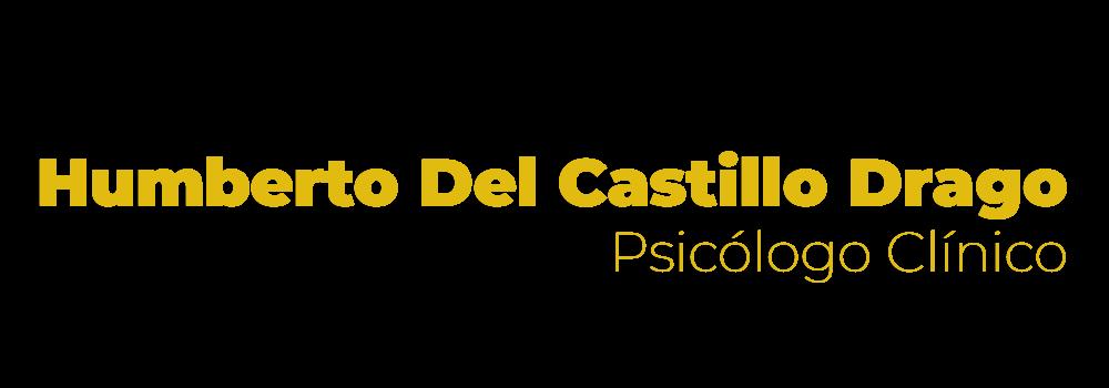 Humberto Del Castillo Drago | Psicólogo Clínico