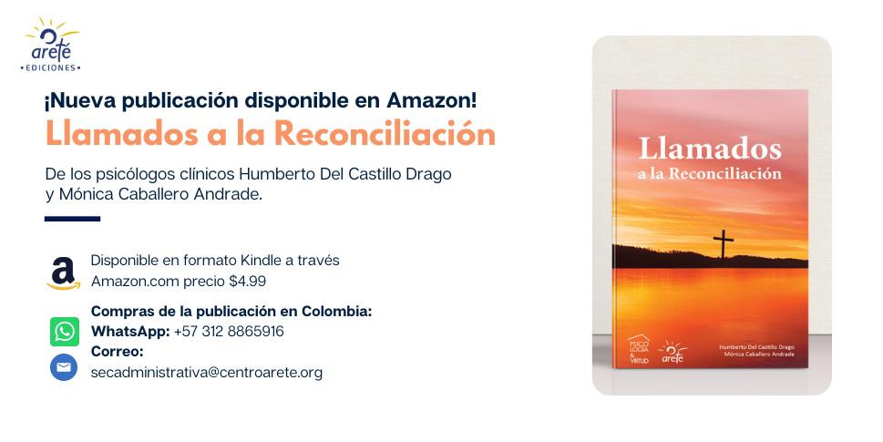 Llamados a la reconciliación - libro